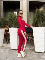 ПРЕДЗАКАЗ! Красный костюм фулзип