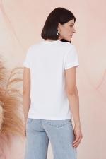 """футболка """"Вибрирую на частоте 150гц (любовь)"""